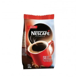 Café soluble Nescafé normal sachet 25 g