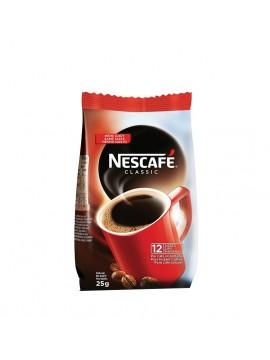 Café soluble Nescafé normal sachet 25 g