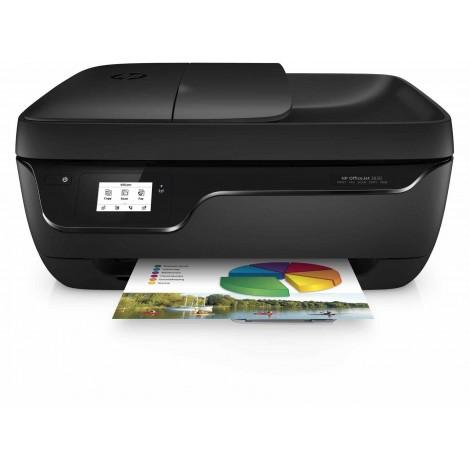 Imprimante Couleur multifonction Jet d'encre hp office jet 3833