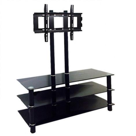 Furniture Meuble De Support Télévision - TS 259 - Grand - 17 à 60 Pouces - Noir