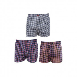 Lot De 3 Boxers Hommes - Multicolore