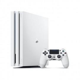 Sony PlayStation Sony Console Playstation 4 Pro -1000G - Blanc
