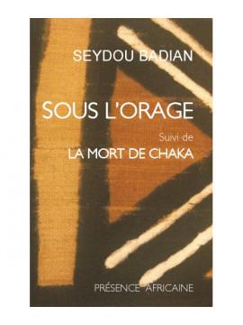 Roman  Sous l'orage/La mort de Chaka