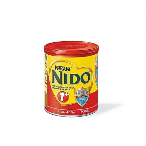 Nido 1+ - 400G - Jaune/Rouge