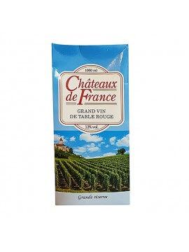 Chateau De France Vin Tetra - 1L